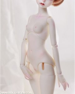 DZ 42cm Girl Body (B45-012)