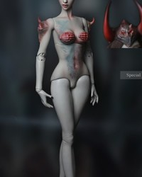 Impl 70cm Special Female Body