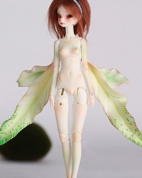 DZ 19.5cm Girl Body (B18-002)