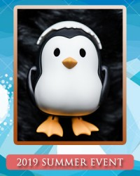 (Summer Event) Penguin - Pan Pan $1.00