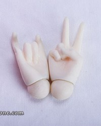 DZ 1/4 Girl Hands (H-G-45-03)