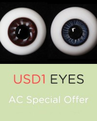 (Spring Event) USD1 Eyes