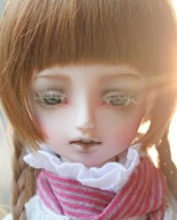 Blanca-Half Closed Eyes (discontinue on Oct.1st)