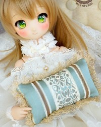 BJD Pillow-03 Green