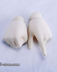 DZ 1/4 Boy Hands (H-B-45-02)