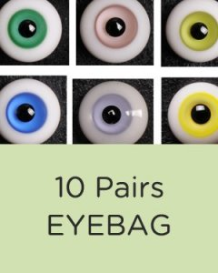 8mm Special Eyebag (10 Pairs)