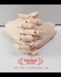 TD 72cm Male Jointed Hands