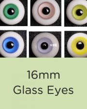 16mm Eyeballs In Stock