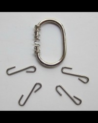 1/3 SD C-Hook Set