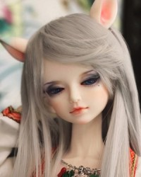 Francis SP (pink, special ears, faceup, in stock)
