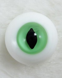 Cat Eye Green 16mm