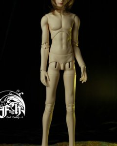 DF-H 65cm 3-part Torso Boy Body