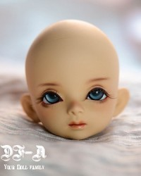 (Special Offer) 1/6 Little Peach Head