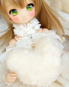 BJD Pillow-01 White
