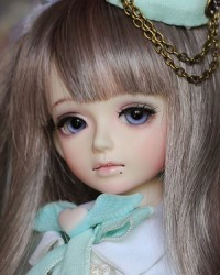 Lillian (Normal Pink, Face-up, 3part torso, in stock)
