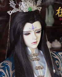 Louyu (Qiong Lou Half Closed Eyes)