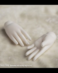 DZ 1/4 Girl Hands (H-G-45-06)