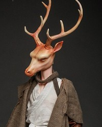 62cm Deer Head (Discontinue on Apr.28)