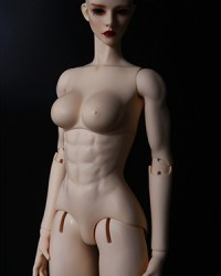 Impl 64cm/70cm Muscle Girl Body