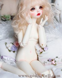 Gem 44cm Girl Body