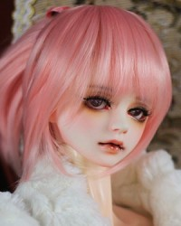 62cm Xiao Xin Head (pink, nude, in stock)