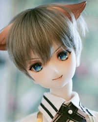 47cm Eiji - Manga Series Head