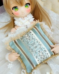 BJD Pillow-02 Green