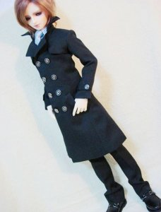 KKB027 Coat Only