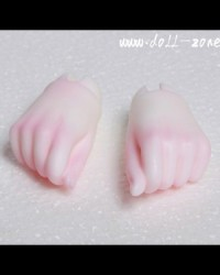 DZ 1/3 Girl Hands (H-G-58-02)