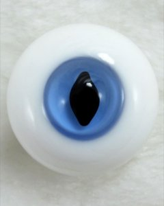 Cat Eye Blue 16mm