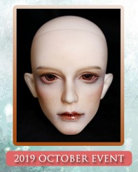 (October Event) 70cm Susu Head $5.90