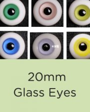 20mm Eyeballs In Stock