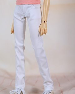 Special Pants - White