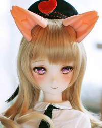 45cm Uki - Manga Series Head