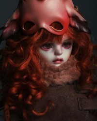 42cm Doreen Head (discontinue on Jul.31)