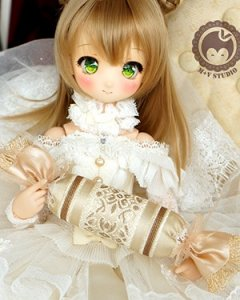 BJD Pillow-04 Brown