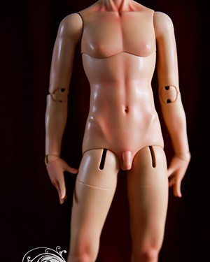 DF-H 46cm Boy Body Ver.3 - Click Image to Close