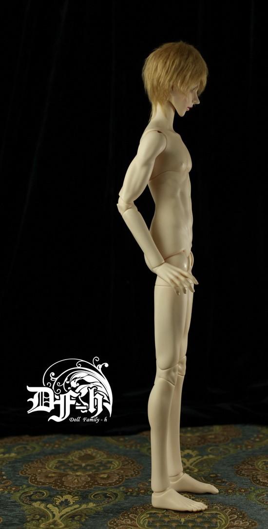 DF-H 65cм Мужское тело