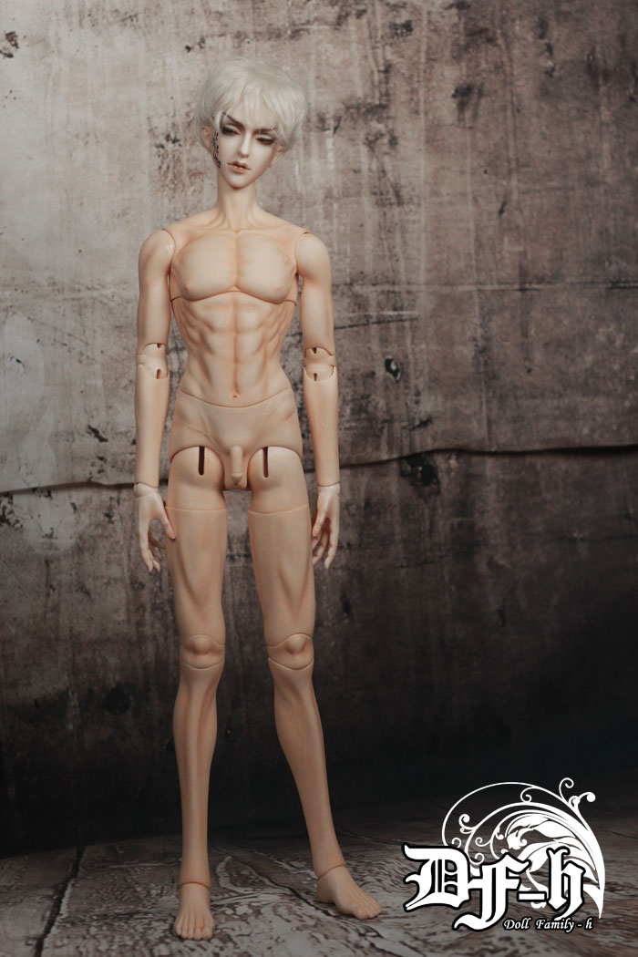 DF-H 72cм Мужское тело