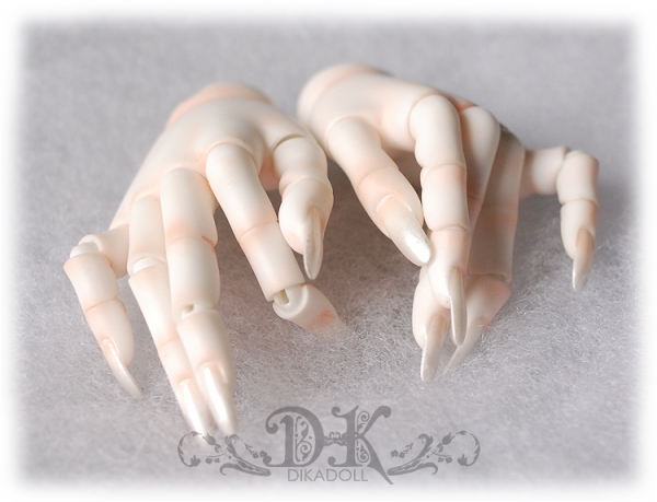 Jointed Hands, Dika Doll - BJD Dolls, Accessories - Alice's ...
