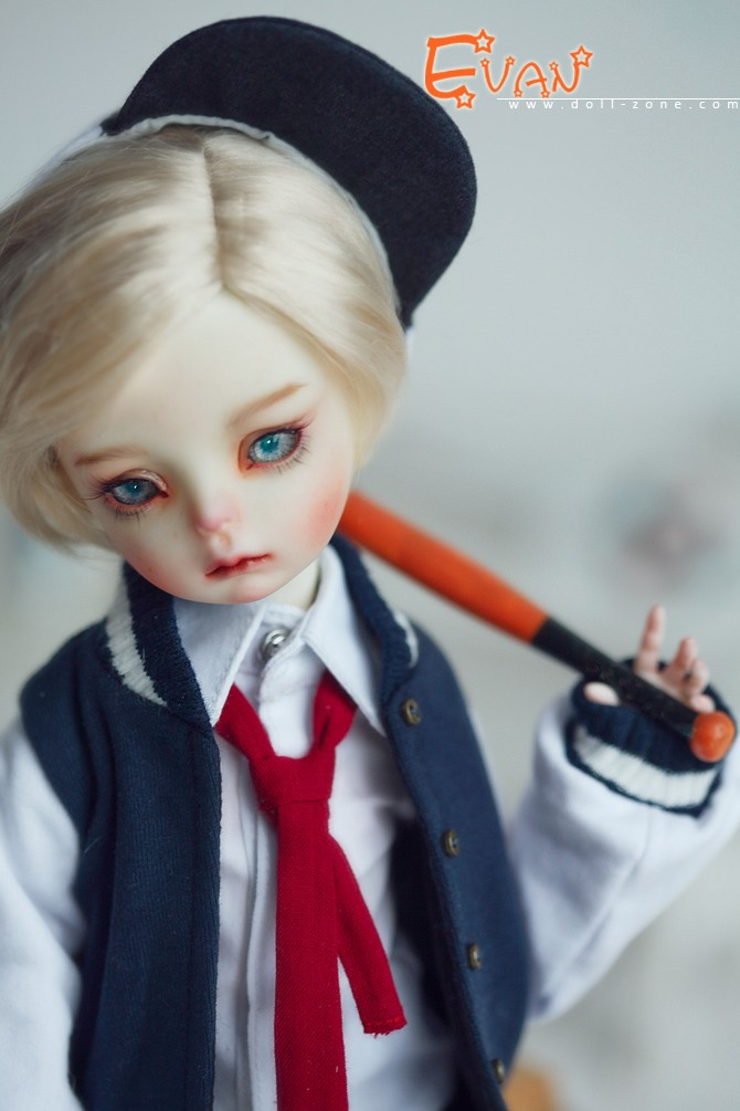 Evan, 29cm Doll Zone Boy - BJD, BJD Doll, Ball Jointed