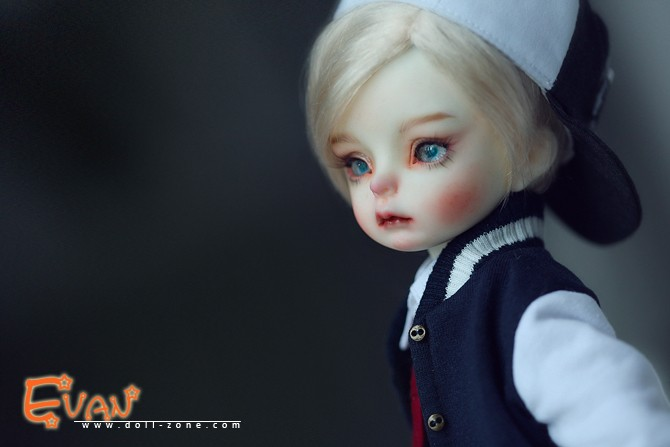 Limited Doll BJD 29cm Little Carter - 1 Boy Boll-jointed