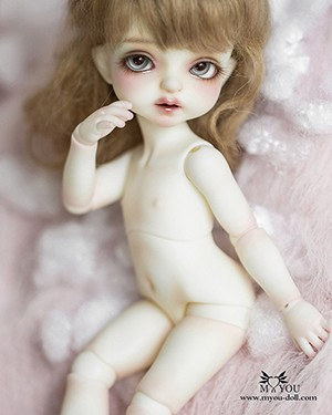 MYOU 17cm Girl Body - Click Image to Close