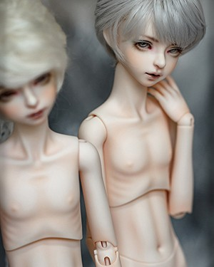 MYOU 45cm Boy Body Ver.II - Click Image to Close