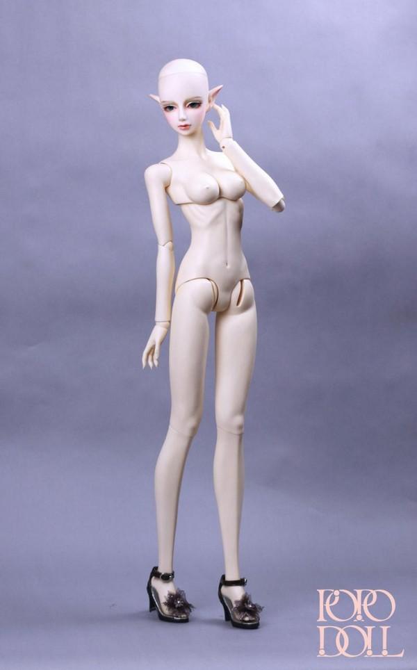 Женское тело 65 см