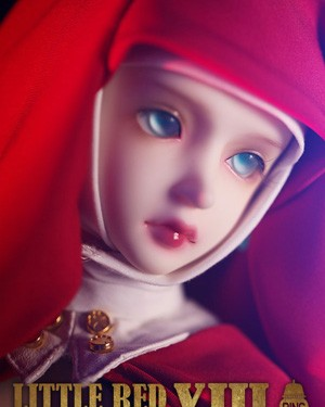 Little Red Riding Hood - Click Image to Close
