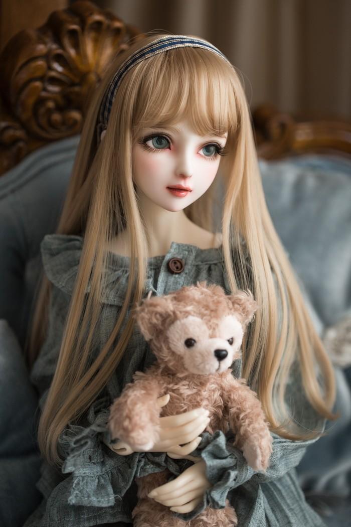 wigs for bjd dolls